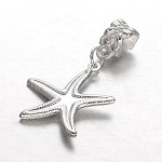 Starfish Dangle (3 Beads)