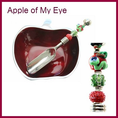 Apple of My Eye Bowl & Scoop