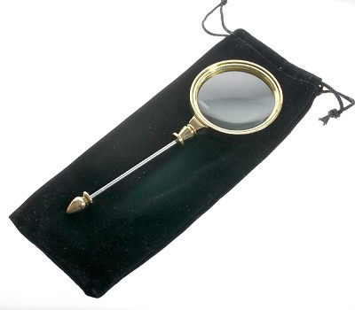Magnifying Glass Pouch
