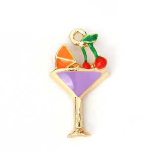 Fruit Martini - (2 Charms) - SORRY SOLD OUT