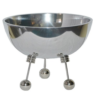 Bowl with Beadable Legs