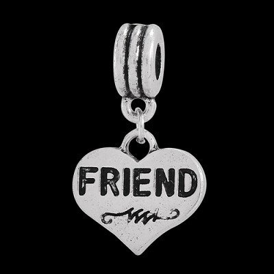 Friends Charm - (5 Charms)