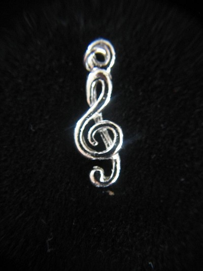Musical Note  - (3 charms)