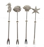 50% OFF Ocean-Themed Appetizer Forks - (One Piece/Mix & Match)