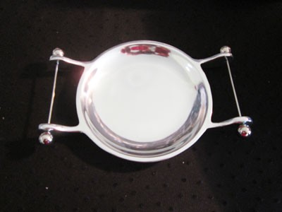 Beadable Round Dish - SORRY OUT OF STOCK