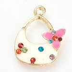 Crystal Handbag - (5 Charms)