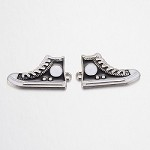 Black Sneakers  Charm - (5 Charms)