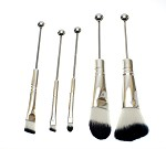 *NEW* Make-Up Brushes - (Set of 5)