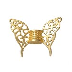 Diva Bright Gold  Butterfly