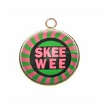 18mm Skee Wee - (3 Charms)
