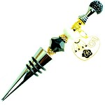Madame Chanel Wine Stopper
