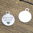 20mm You're My Person - (3 Charms)