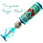 Turquoise Sugar Skull - SORRY SOLD OUT