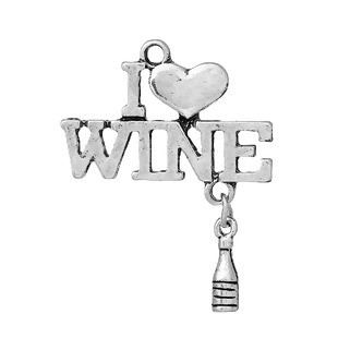 Wine Charms - (5 Charms)
